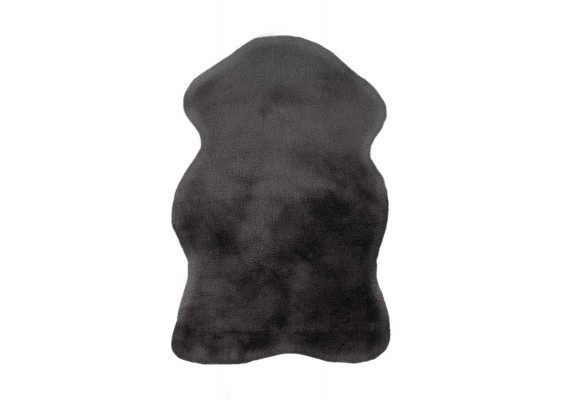 Ковер Rabbit Sheepskin Anthracite 60x90