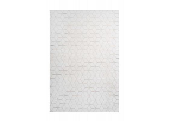 Ковер Vivica 125 geo White/Cream 80х150