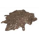 Килим Glam 110 Brown/Gold 135x165