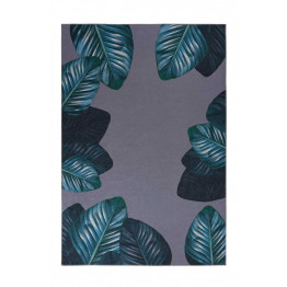 Килим Tropical Black/Green 130x190