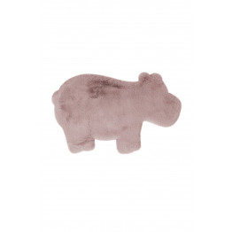 Килим Lovely Kids Hippo Pink 55x90
