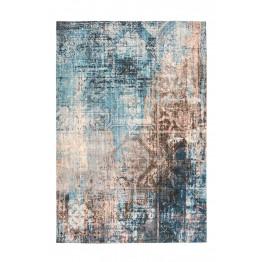 Килим Indiana 300 Blue/Brown 160х230