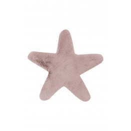 Ковер Lovely Kids Star Pink 60x63