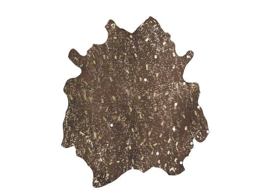 Ковер Glam 110 Brown/Gold 200x260