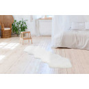 Ковер Rabbit Double Sheepskin White 60x180