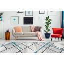 Килим Vancouver 110 White/Grey/Turquoise 160х230