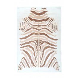 Ковер Rabbit Animal 400 Ivory/Taupe/White 160х230