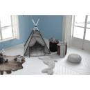 Килим Lovely Kids Dolphin Grey/Blue 64x90
