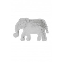 Килим Lovely Kids Elephant Grey/Blue 60x90