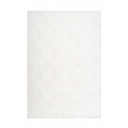 Килим Monroe 300 romb White 80х150