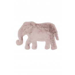 Ковер Lovely Kids Elephant Pink 60x90