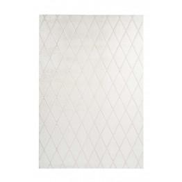 Ковер Vivica 225 romb White/Cream 80х150