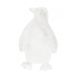 Килим Lovely Kids Penguin White 52x90