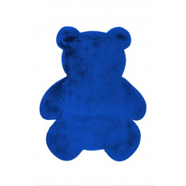 Килим Lovely Kids Teddy Blue 73x90