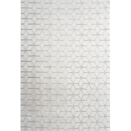 Килим Vivica 125 geo White/Taupe 80х150