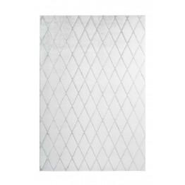 Килим Vivica 225 romb White/GreyBlue 80х150