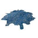 Ковер Glam 410 Blue/Gold 135x165