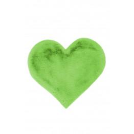 Килим Lovely Kids Heart Green 60x70