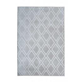 Килим Monroe 300 romb Grey/Blue 80х150