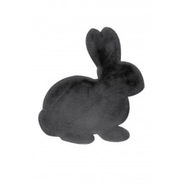 Килим Lovely Kids Rabbit Antracite 80x90