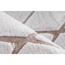 Килим Vivica 225 romb White/Taupe 80х150