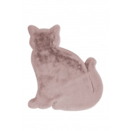 Килим Lovely Kids Cat pink 81x90