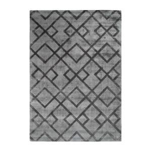 Килим Luxury 310 Grey/Antracite 80x150