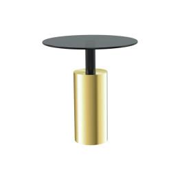 Стіл Rosy SM525 Grey / Gold