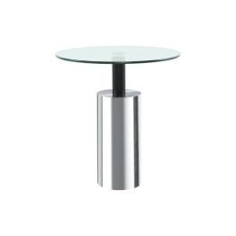 Стіл Rosy SM525 Clear / Silver