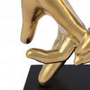 Скульптура Hands Gold