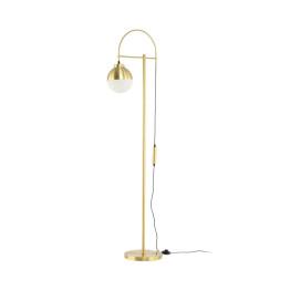 Напольная лампа Lemar SM125 White/Gold
