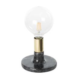 Настільна лампа Dallas KM Black / Gold