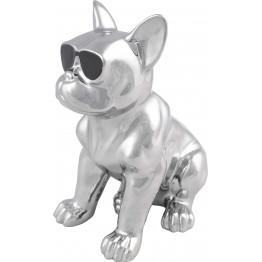 Скульптура Super Dog Silver
