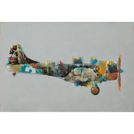 Фреска Airplane
