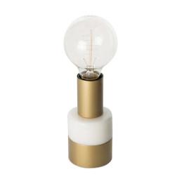 Настільна лампа Candle KM White