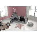 Килим Lovely Kids Star Pink 60x63