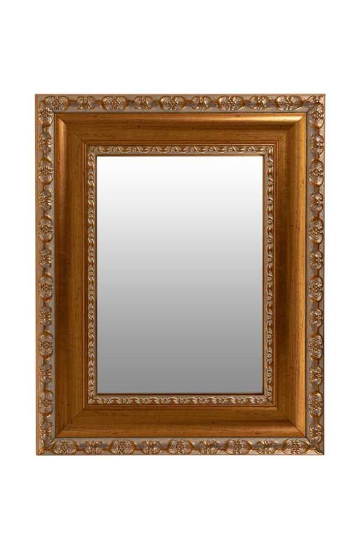 Настінне дзеркало Foster S125 Gold