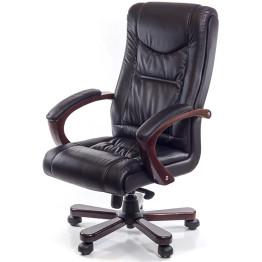 Офісне крісло Arthur EX MB Black (LC-A)