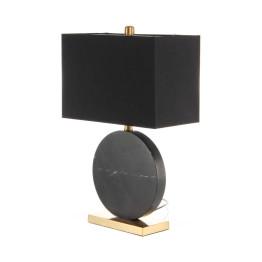 Настільна лампа Diva MK125 Black / Gold / Black