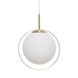 Підвісний світильник Davis SM125 White / Sand