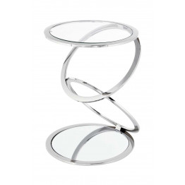 Стіл Chain SM525 Silver