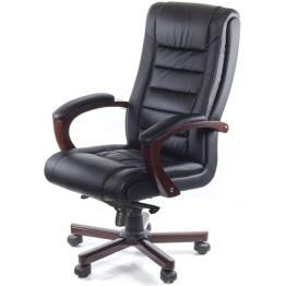 Офісне крісло Gaspar EX MB Black (LC-A)