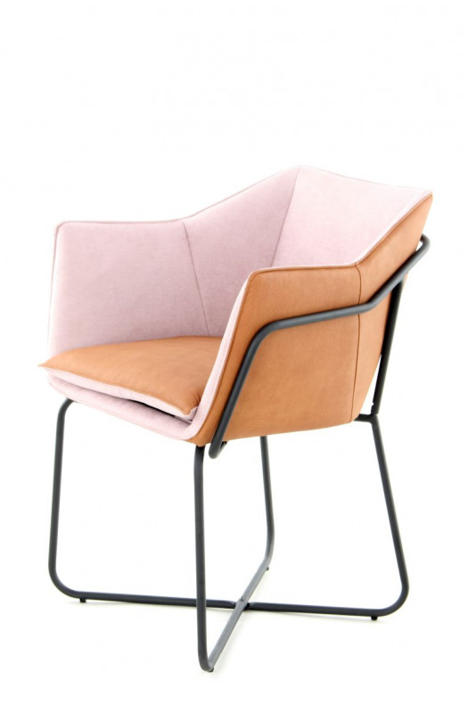 Стілець Flex TDM100 Pastellviolett / Terrakotta