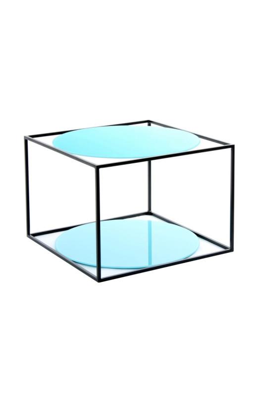 Стіл Cube SM110 Blue / Black