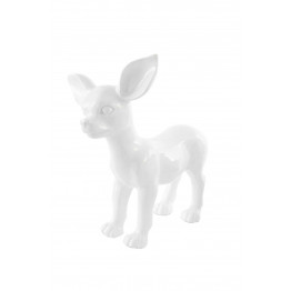 Скульптура Chihuahua K120 White