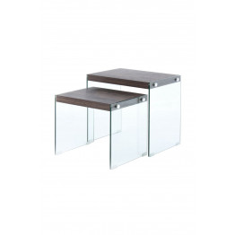 Набор столов Twins T225/2 Light Brown