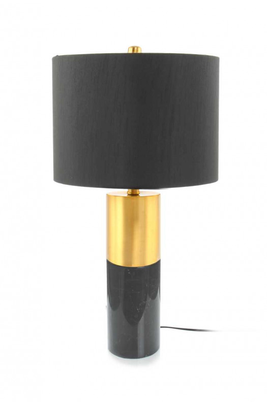 Настільна лампа Classic KM Black / Bronze / Black