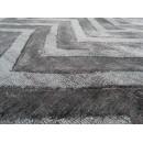 Килим Luxury 410 Grey/Antracite 80x150