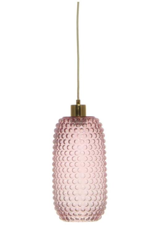 Підвісний світильник Irma S125 Pink