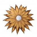 Настінне дзеркало Style SM116 Gold